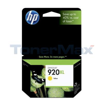 HP NO 920XL INK YELLOW